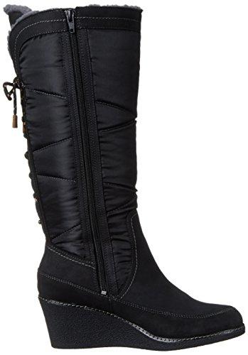 Black Hyde Boot Hilde Puppies Women's Snow Hush qv1UYY