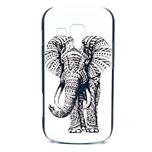 NEW Elephant Tribal Carpet Pattern Hard Case for Samsung Galaxy Trend Duos S7562