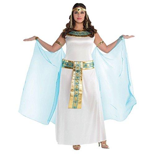 Cleopatra Plus Costume (Cleopatra Costume - Plus Size - Dress Size 18-20)