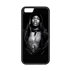 A$AP Rocky Inspiration Design Solid Rubber Customized Cover Case for iPhone 6 4.7