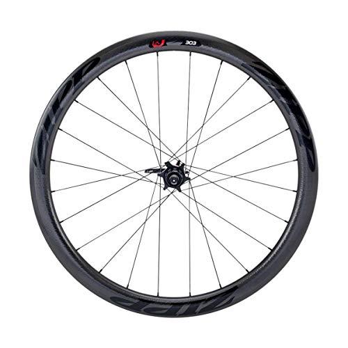 (Zipp 303 Carbon Clincher Tubeless Disc Brake Rear Wheel, 700c, 12 x 135/142mm, XDR Cassette Body, 177D, A1, Black Decal )