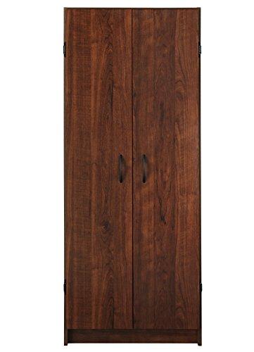 Closetmaid 1308 Pantry Cabinet Dark Cherry Import It All