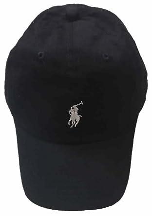 Ralph Lauren - Casquette de Baseball - Homme Taille unique - Noir - Taille  Unique 8af7273997c