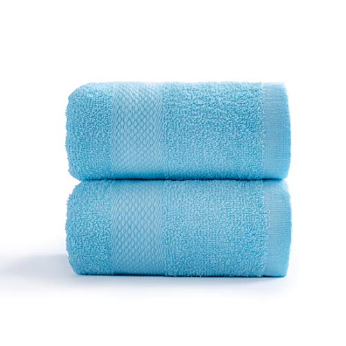 (Personalized Gifts Set-Premium 100% Cotton Oversized Extra Large Bath Towels Set
