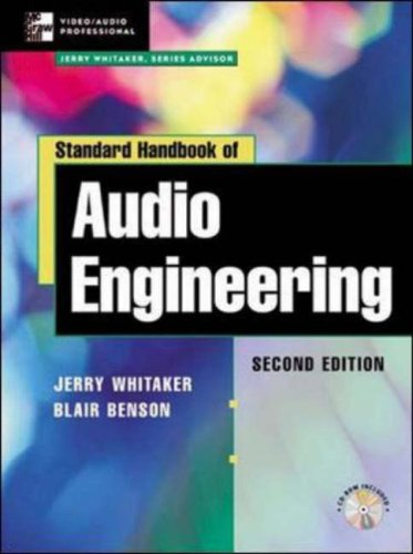 Standard Handbook of Audio Engineering