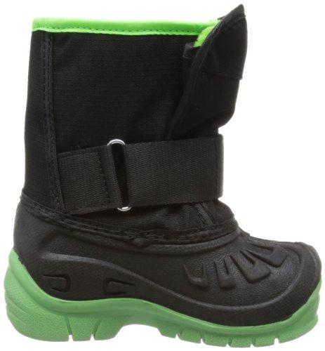 Kodiak  Sammie,  Unisex - Kinder Stiefel Black/Green