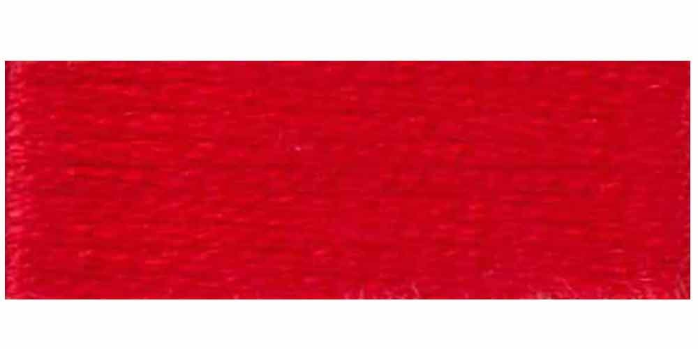 DMC 6-Strand Embroidery Cotton Floss, Bright Christmas Red Notions - In Network 117-666