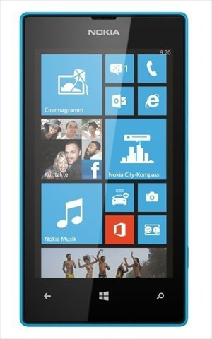 Nokia Lumia 520 8GB Unlocked GSM Windows 8 Cell Phone - White (Certified Refurbished)