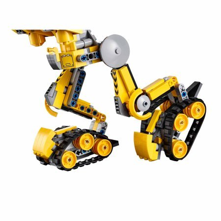 LEGO Movie Emmet's Construct-o-Mech by Generic