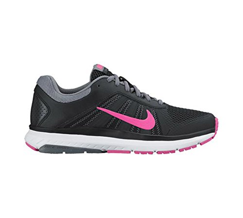 Nike 831538-006, Zapatillas de Trail Running para Mujer Negro (Black / Pink Blast / Cool Grey / Dark Grey)