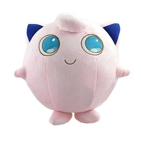 "Big Size Jigglypuff Pokemon 12"" Anime Animal Stuffed Plush Plushies Doll Toys"