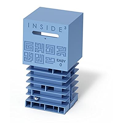INSIDE3 Easy0 Labyrinth Cube Level : 2 Out of 12: Toys & Games