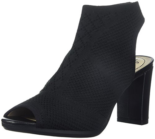 lita Heeled Sandal, Black, 7.5 W US ()