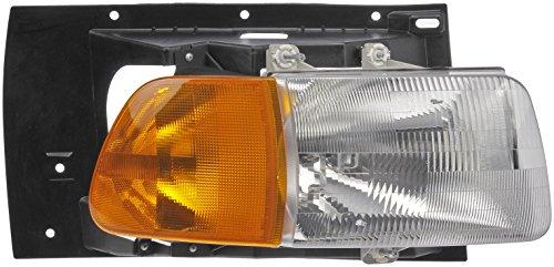 (Dorman 888-5301 Passenger Side Headlight Assembly For Select Ford / Sterling Truck Models)