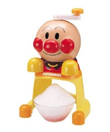 Ice oysters huge Anpanman (japan import)