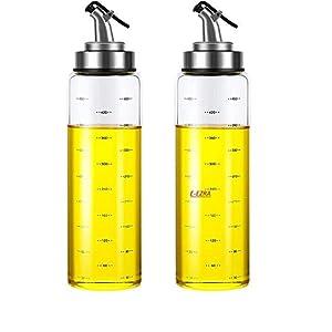 Oil Bottle Jar Dispenser