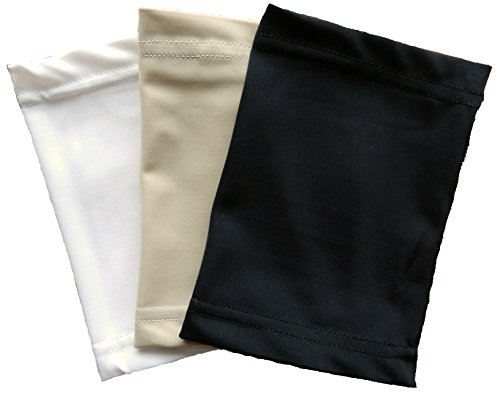 (PICC Line Covers, Basic Collection 3 Pack, by PICC Cover Fashions, Size XL NETURALS )