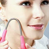 Gesichtshaarentferner Gesicht Haarfädler Remover Epilierer Stick Schönheit Werkzeug Portable für Männer und Frauen