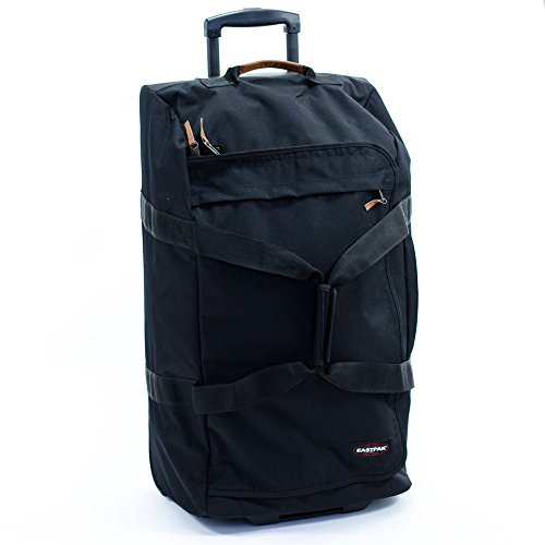 Eastpak Authentic Collection Trenton L Valigia 2 ruote 74 cm black pu