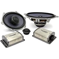XS-57 - Image Dynamics 5x7 2-Way Component Speaker System