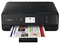 Canon Office Products PIXMA TS5020 BK Wireless color Photo Printer with Scanner & Copier, Black