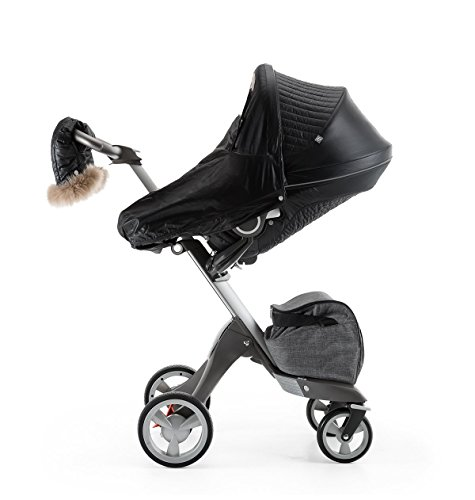 (Stokke Xplory Winter Kit - Black)