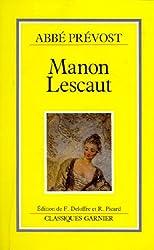 Manon Lescaut (Classiques Garnier)