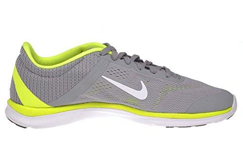 Nike Vrouwen In Het Seizoen Tr 6 Crosstraining Schoen Wolf Grijs / Wit / Volt / Pr Pltnm