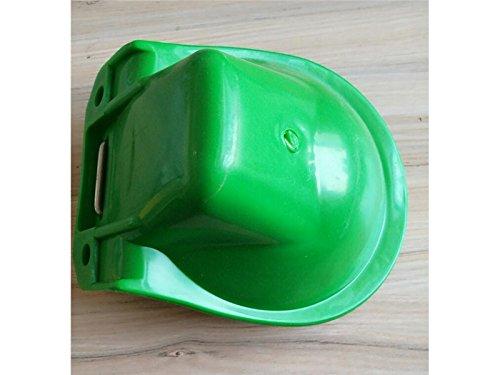 Yunqir Suitable Automatic Chick Lamb Piggy Drinking Fountain Economy Feeder Dispenser Feeder-Green by Yunqir