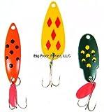 Eagle Claw Retro Fishing Spoons