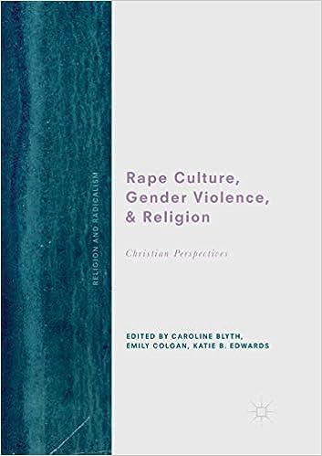 Libros Para Descargar En Rape Culture, Gender Violence, And Religion: Christian Perspectives PDF Android