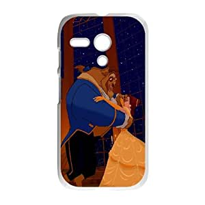 Beauty and the Beast The Enchanted Christmas Motorola G Cell Phone Case White as a gift B2409853