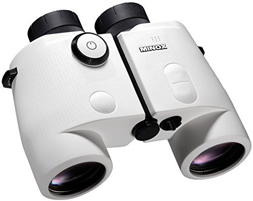Minox 62416 BN 7x50 DCM Binoculars - White