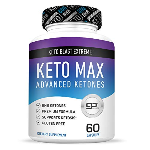 Keto Pills from Shark Tank – Real Weight Loss – Lose Unwanted Pounds – Burn Fat Fast – Weight Loss for Women Men – 60 Capsules
