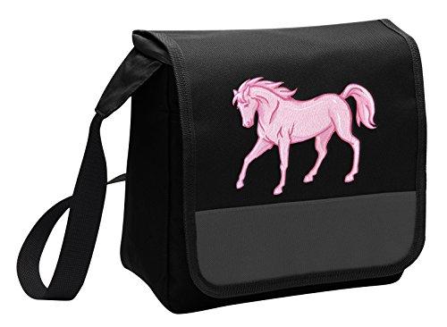 Horse Lunch Bag Shoulder Horse Theme Lunch ()