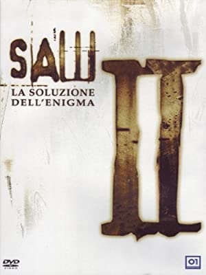Saw 2 - La Soluzione Dell'Enigma [Italian Edition] by shawnee smith