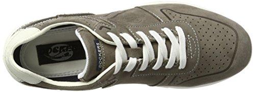 Dockers by Gerli 40ml001-300200, Zapatillas para Hombre Gris (Grau 200)
