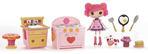 Mini Lalaloopsy Playset - Berry's - Set Kitchen Lalaloopsy