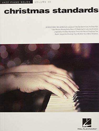 Christmas Standards: Jazz Piano Solos Series Volume 45 ()