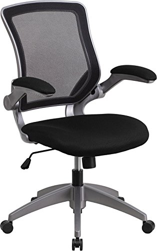 Zuffa Home Furniture Black Mesh Task Chair by zuffahome