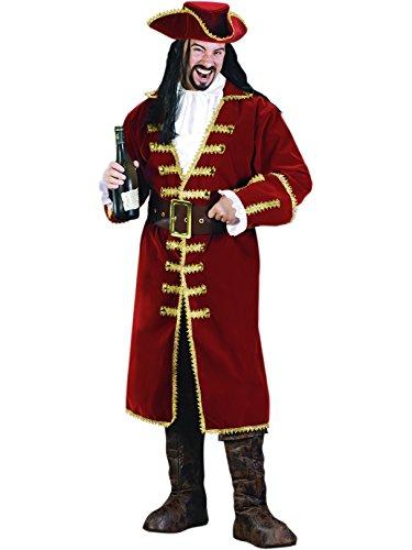 Captain Blackheart Adult Halloween