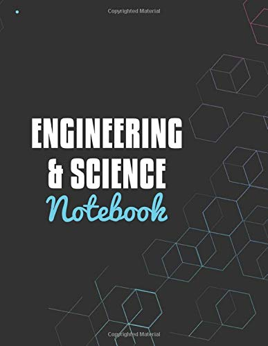 Science & Engineering Notebook: Graph Paper Quad Ruled Math ...