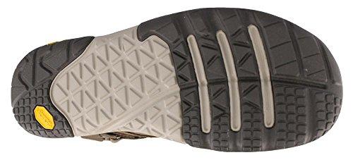 Teva Mens Terre Flottant Sandale Sport Dentelle Actif Noyer