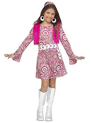 Fun World 120852SPK 0 Costume, Small, Multicolor -