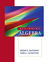 Beginning Algebra Front Cover