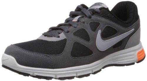Nike Revolution Ext 555444Men's Running Shoes Black (Black,grey 001)