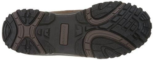 Skechers Usa Heren Relment Sandor Chukka Waterdicht Boot Chocolade