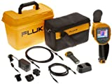Fluke TI300 60HZ Industrial Thermal Infrared Camera with LaserSharp Auto Focus, IR-Fusion AutoBlend, Fluke Connect Wireless, 240x180 Resolution