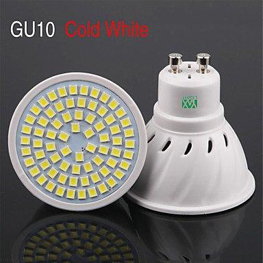 5Pcs YWXLight? E26/E27 GU5.3(MR16) GU10 72LED 5W 2835SMD 400-500Lm Warm/Cold/Natural White Spotlight (AC 110V/220V) , 220v