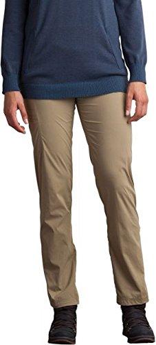 (ExOfficio Women's Explorista Pants - Petite Length, Walnut, 6)